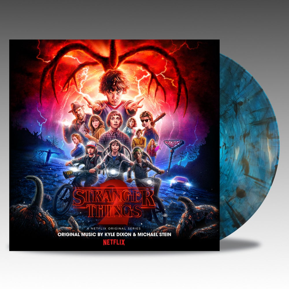Image of Stranger Things 2  'The Upside Down Inter-Dimensional' Vinyl - Kyle Dixon & Michael Stein