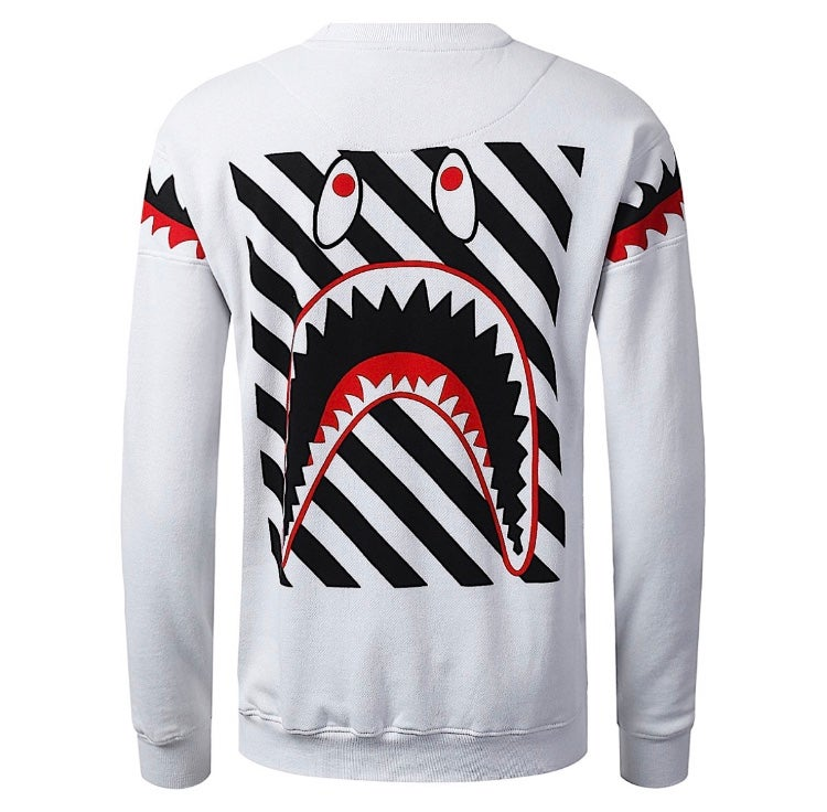 Image of Shark Mouth Hoodie