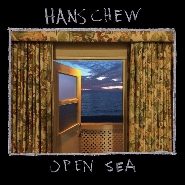 "Image of Hans Chew - ""Open Sea"" CD"