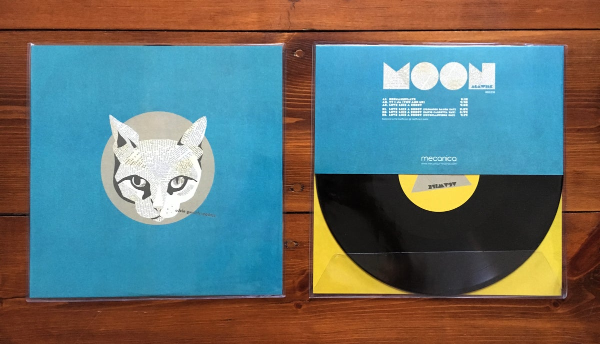 Image of Aga Wilk - Moon 12""