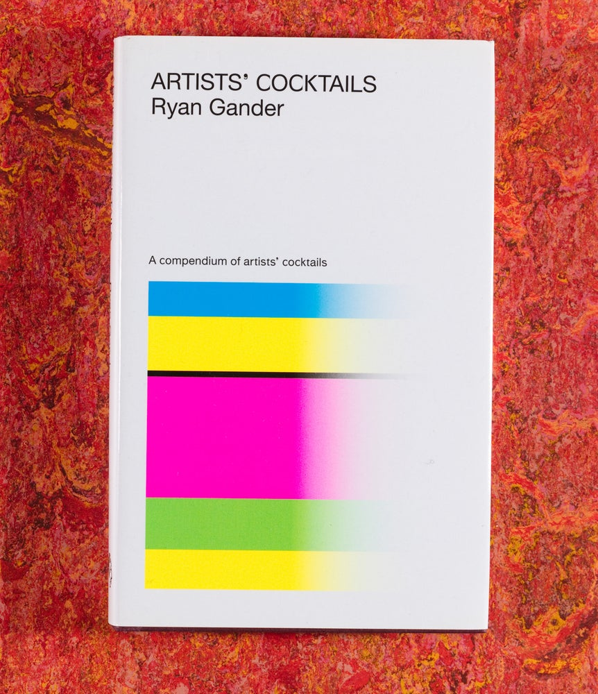 Image of Artists' Cocktails <br />— Ryan Gander