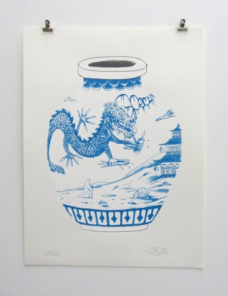 Image of Vase Ming