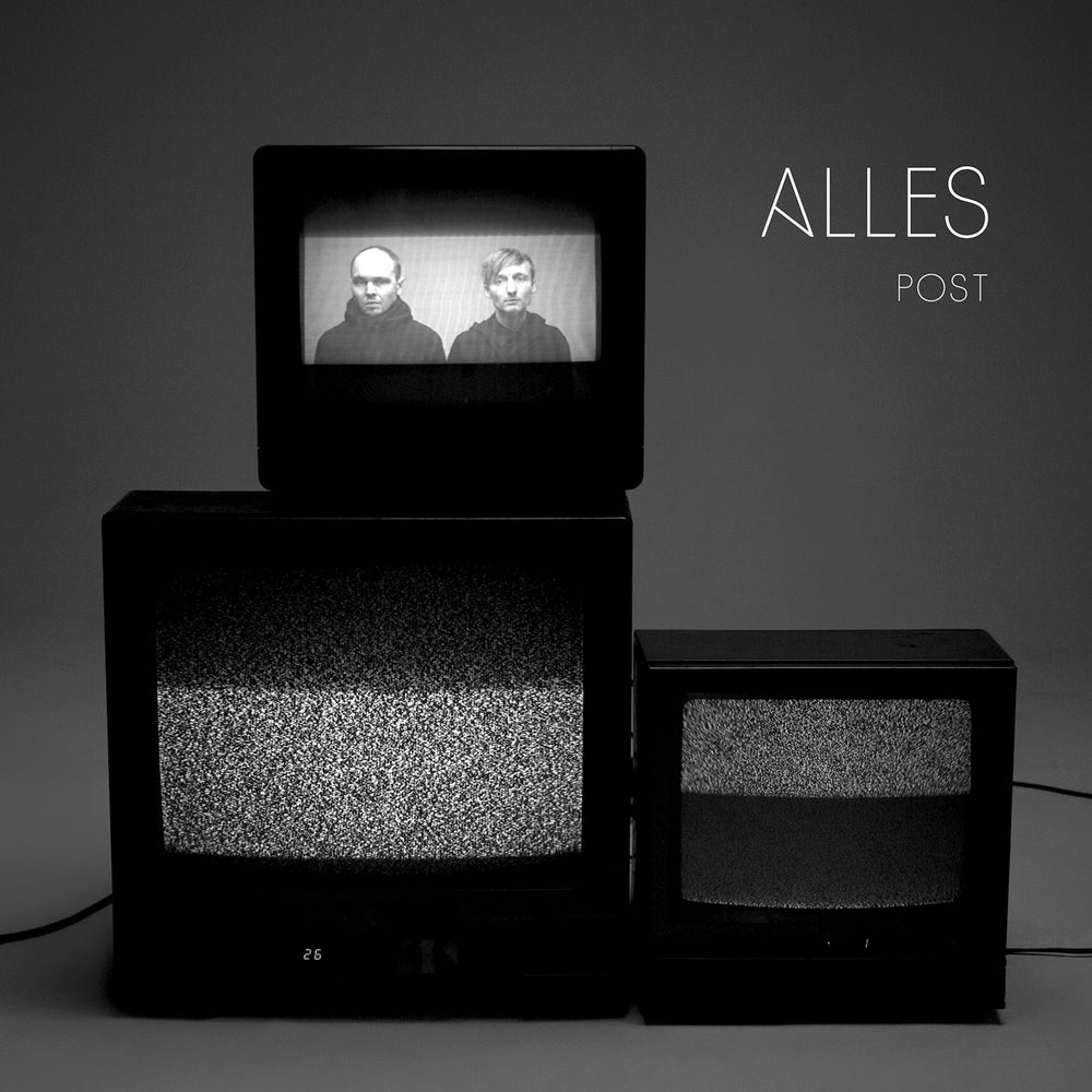 Image of Alles - Post LP