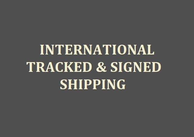 Image of INTERNATIONAL TRACKED SHIPPING