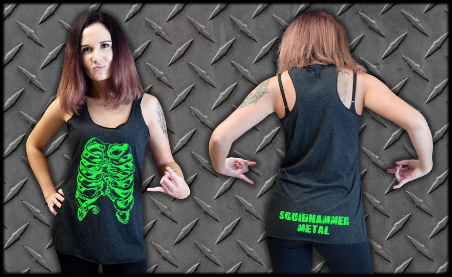 "Image of Women's ""SquidCage"" Tank Top"
