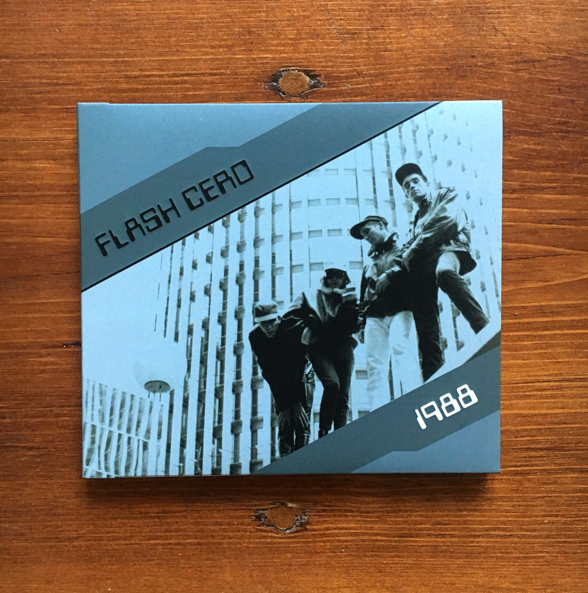 Image of Flash Cero - 1988 CD