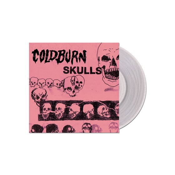 Image of Coldburn EP 'Skulls'