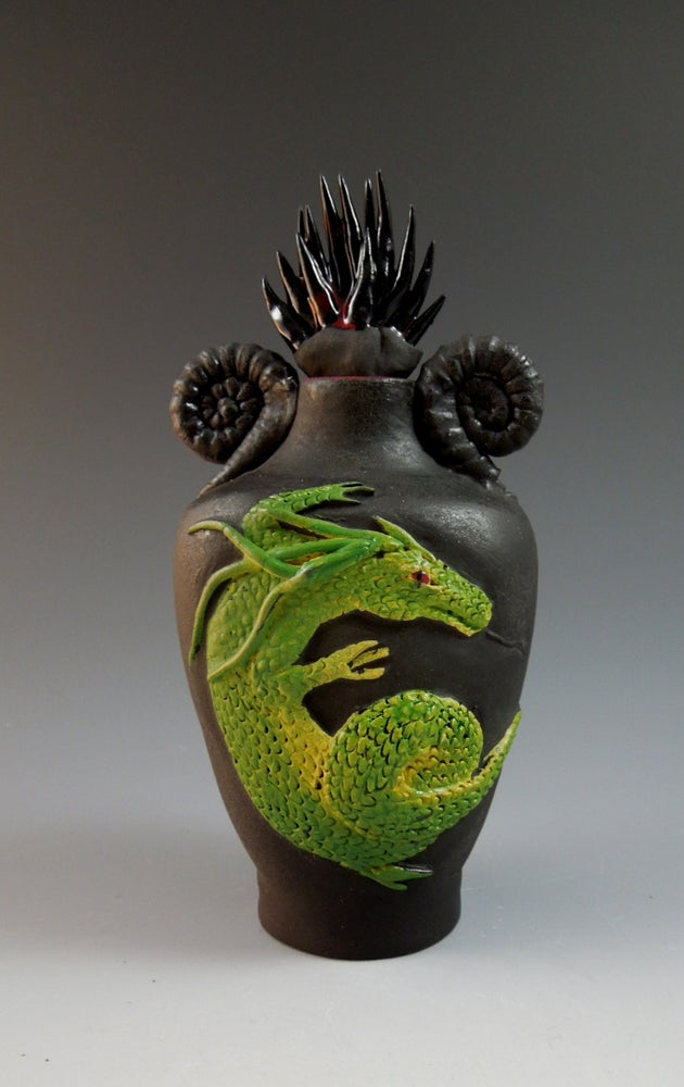 Image of Green Dragon Perfume