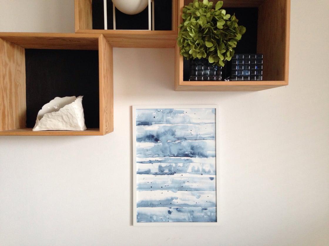 """Image of Original artwork """"Waves"""" // SOLD"""