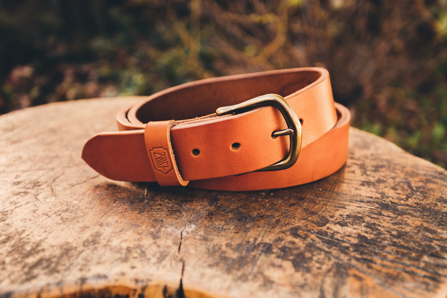Image of Trailblazer Belt — Tan