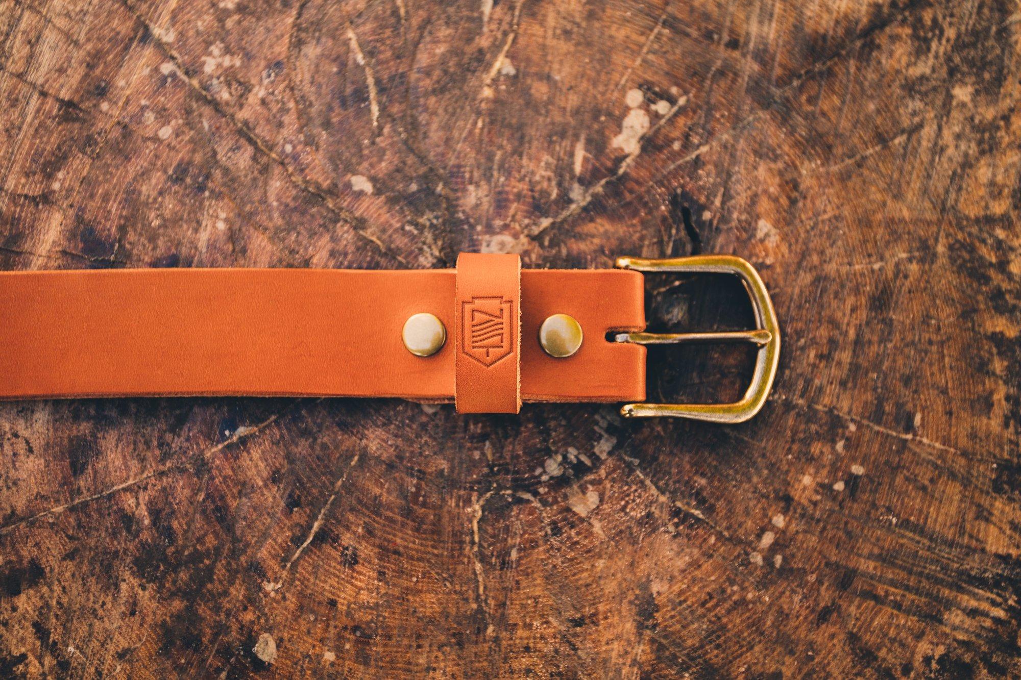Image of Trailblazer Belt — Tan