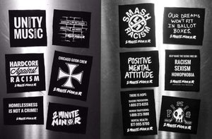 Image of Patches & Back Patches