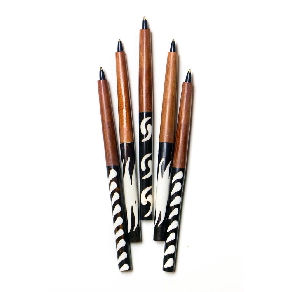 Image of Olive Wood Pen