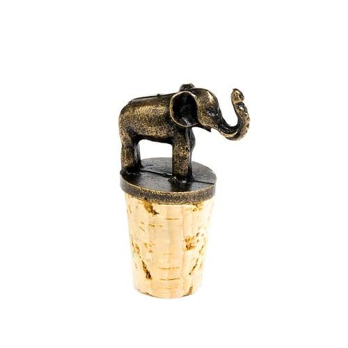 Image of Brass Bottle Stopper