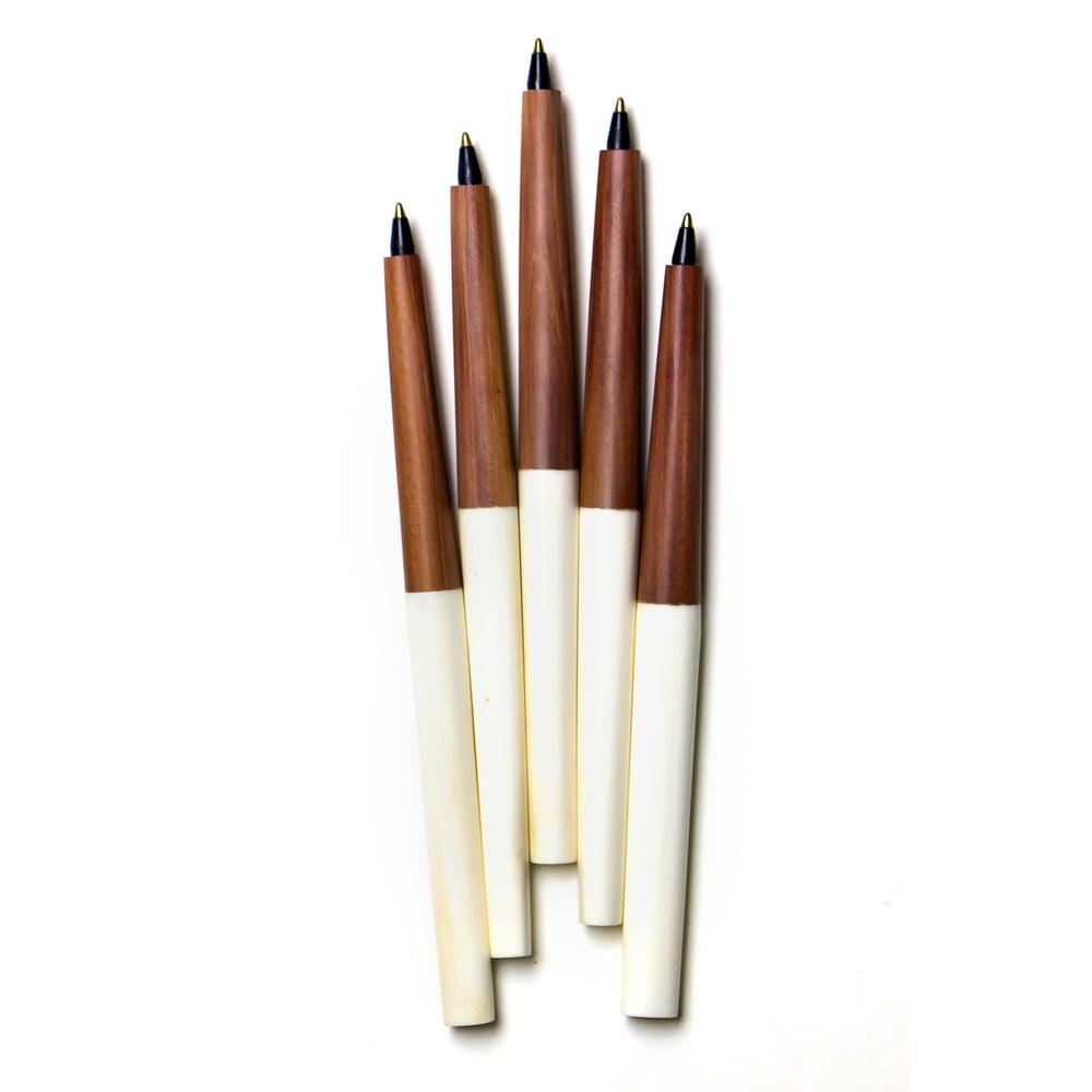 Image of Olive Wood Pen Natural