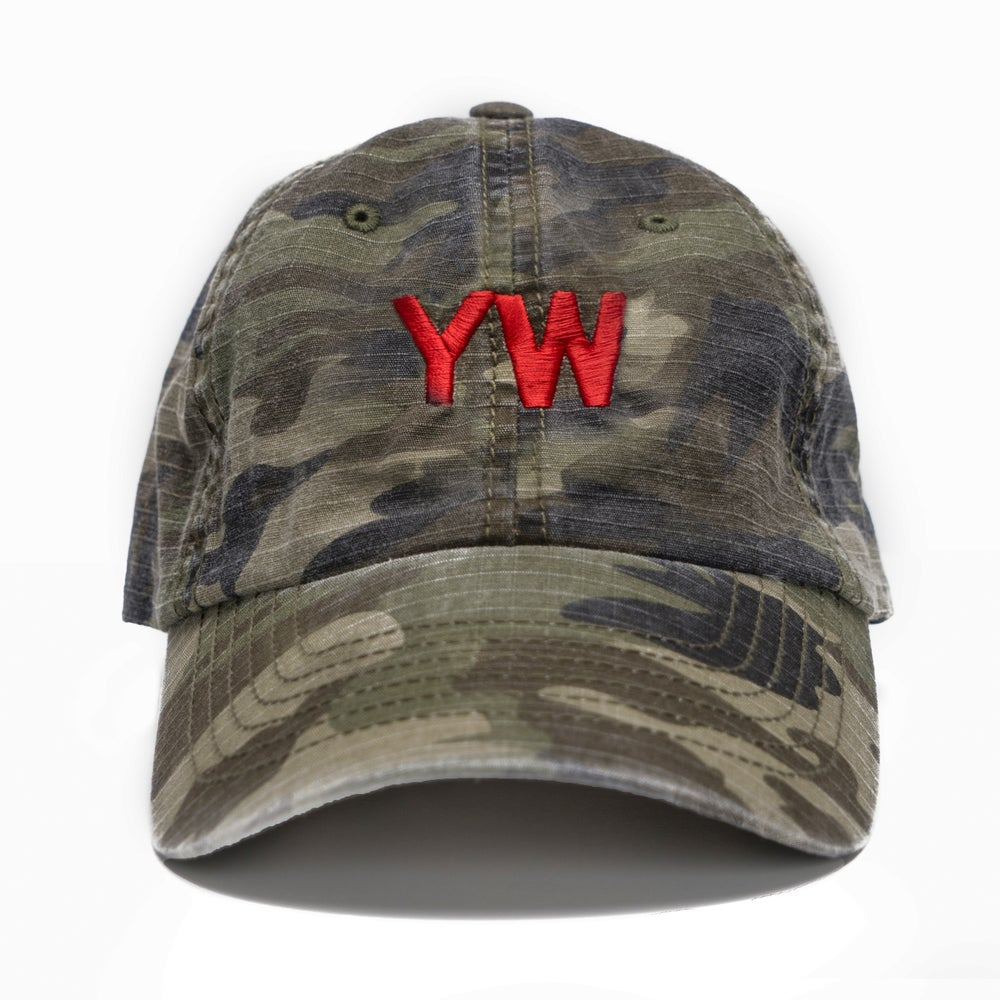Image of Original YW Hat - Camo
