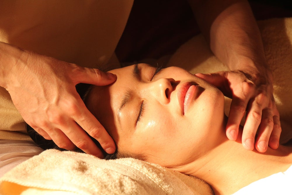 Image of Stressless Sundays (60 minute massage, your choice manicure or pedicure)