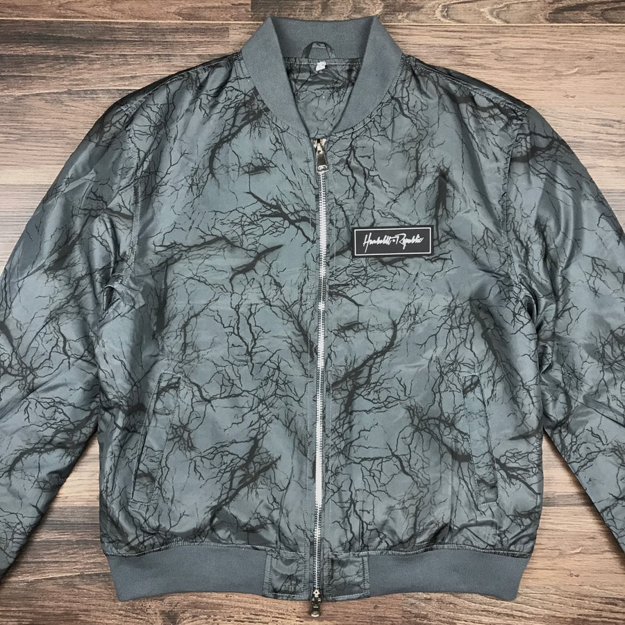 "Image of ""Boldt"" Men's Bomber Jacket"
