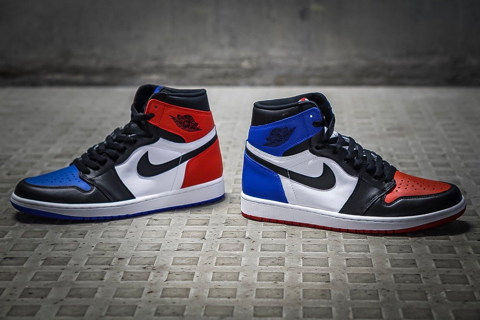 Nike Air Jordan 1 Top 3l CUSTOM (MADE
