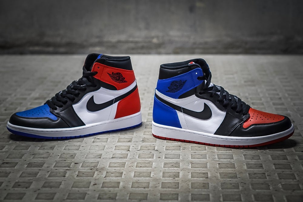nuovo di zecca 626af 9a9f9 Nike Air Jordan 1 Top 3l CUSTOM (MADE TO ORDER AND SNEAKERS ARE PROVIDED)