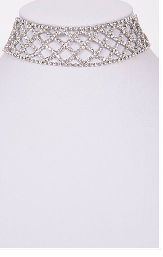 "Image of ""Estelle"" choker"