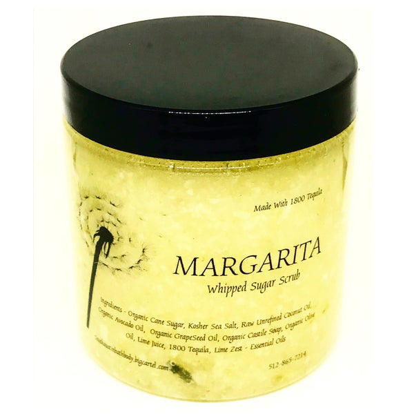 Image of Whipped Sugar Scrubs 8oz