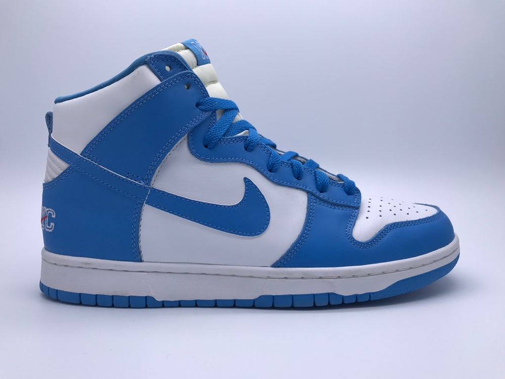 sports shoes c293b 28b56 Image of NIKE DUNK HIGH LE