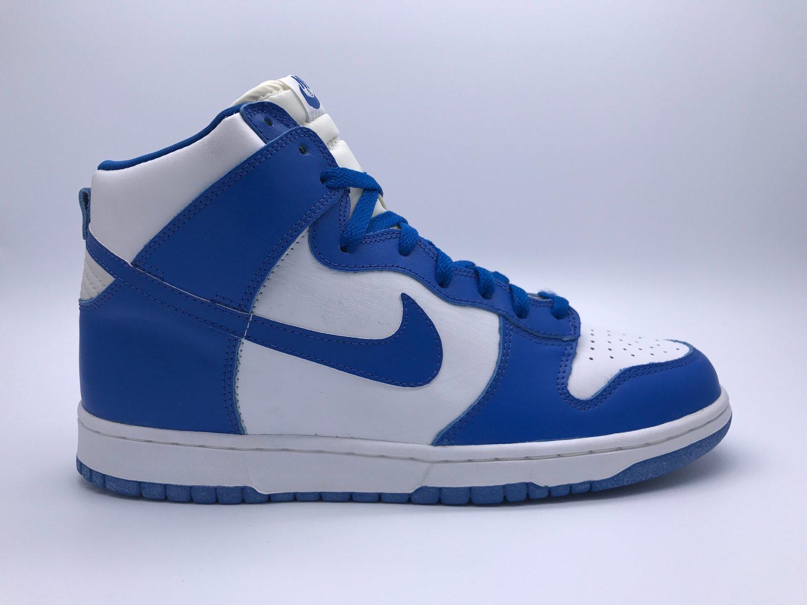 796604e6d3f3 Nike Dunk Hi Kentucky For Sale 6.5