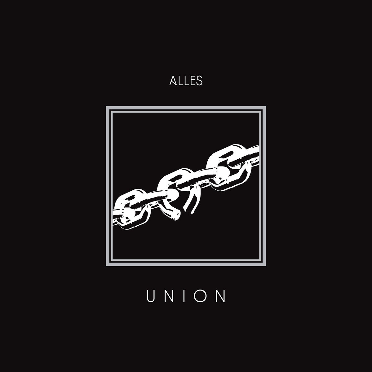 Image of Alles - Union 7""