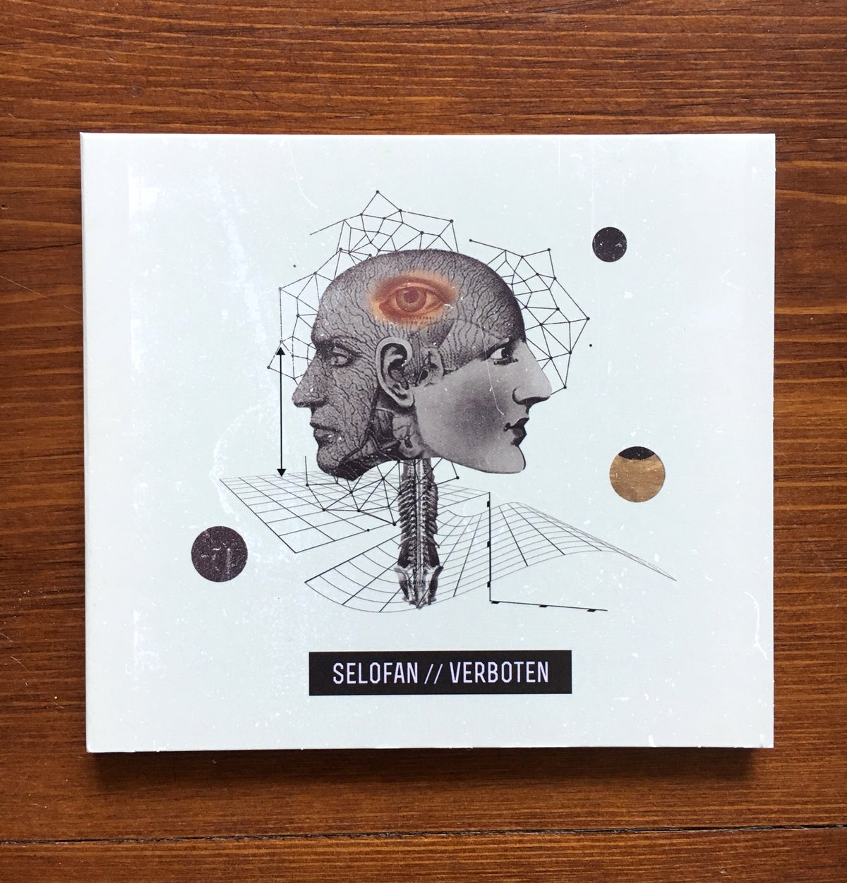 Image of Selofan - Verboten CD