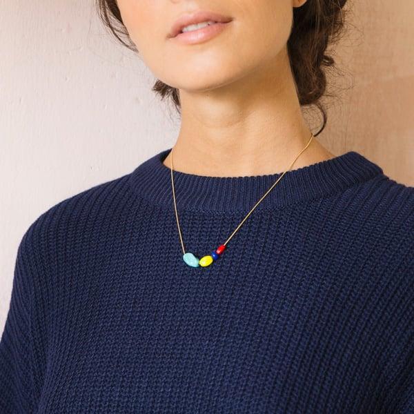 Collar Colibri - Srta.Bolitas