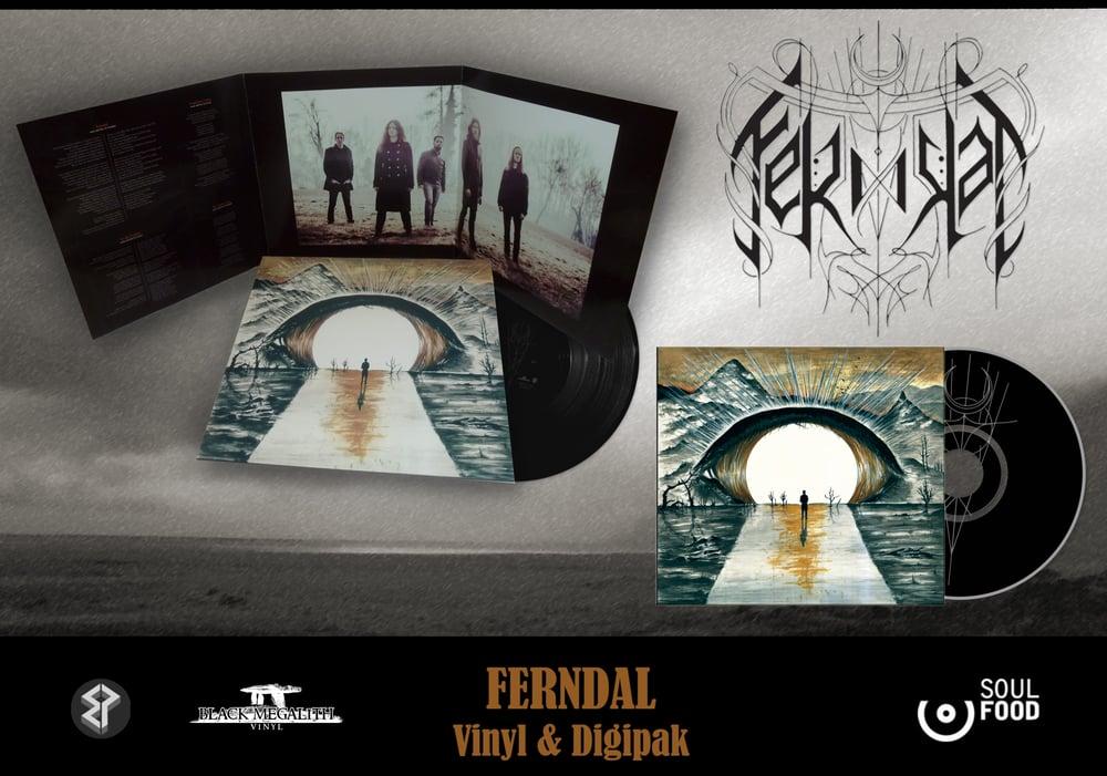 """Image of """"Ferndal"""" Album (CD or Vinyl)"""