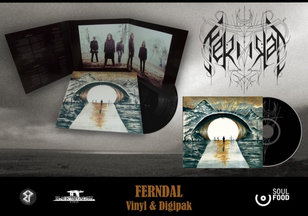 "Image of ""Ferndal"" Album (CD or Vinyl)"