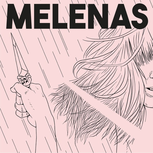 Image of Melenas - s/t LP