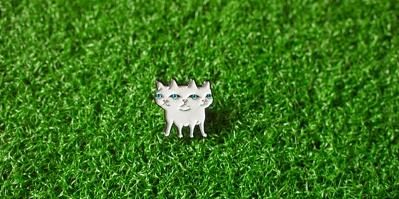 Image of Catsss Pin