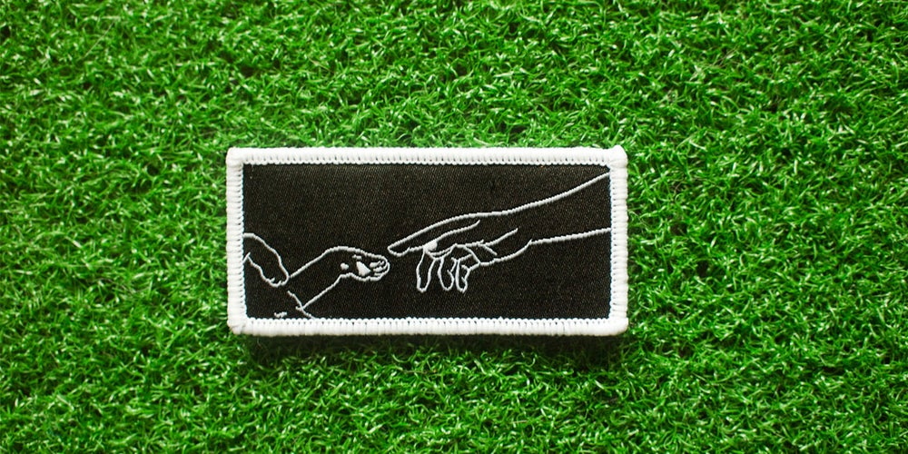"""Image of """"CREATION OF CATDAM"""" Patch"""