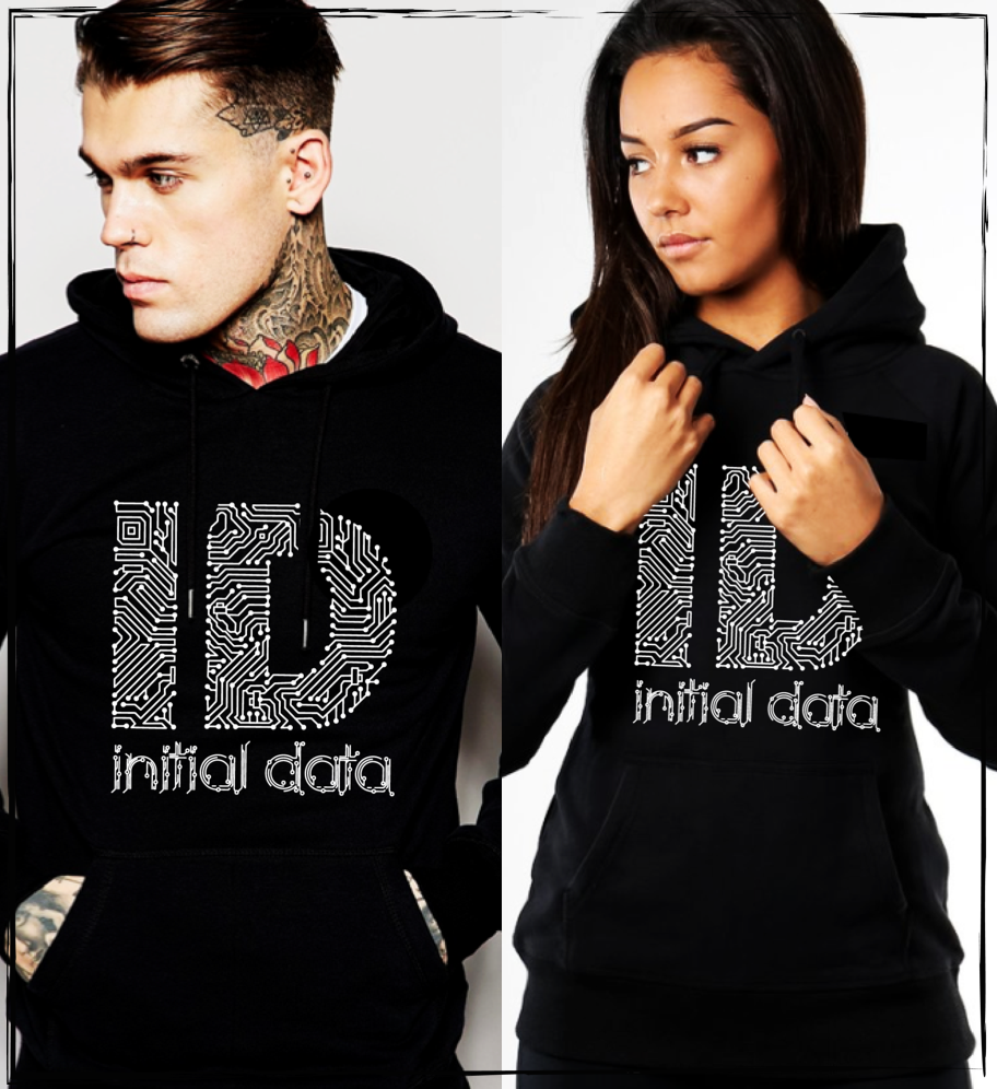 Image of Data Hoodie LOGO ID (Mixte)