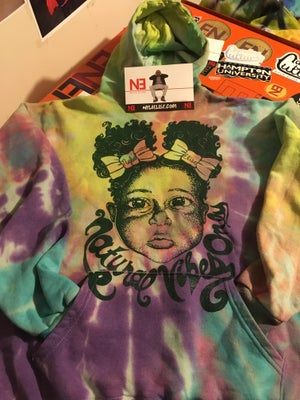 "Image of ""Natural Vibes Only"" Hand Dipped Tye-Dye"