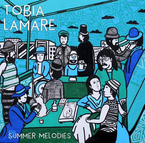 "Image of (vinyl) Tobia Lamare ""Summer Melodies"" (+shipping 7 Italy-12 Europe-15 USA-discount with more items)"