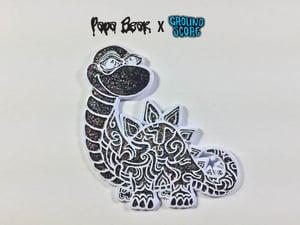 Papa Bear - Herby Pin (LE 15)
