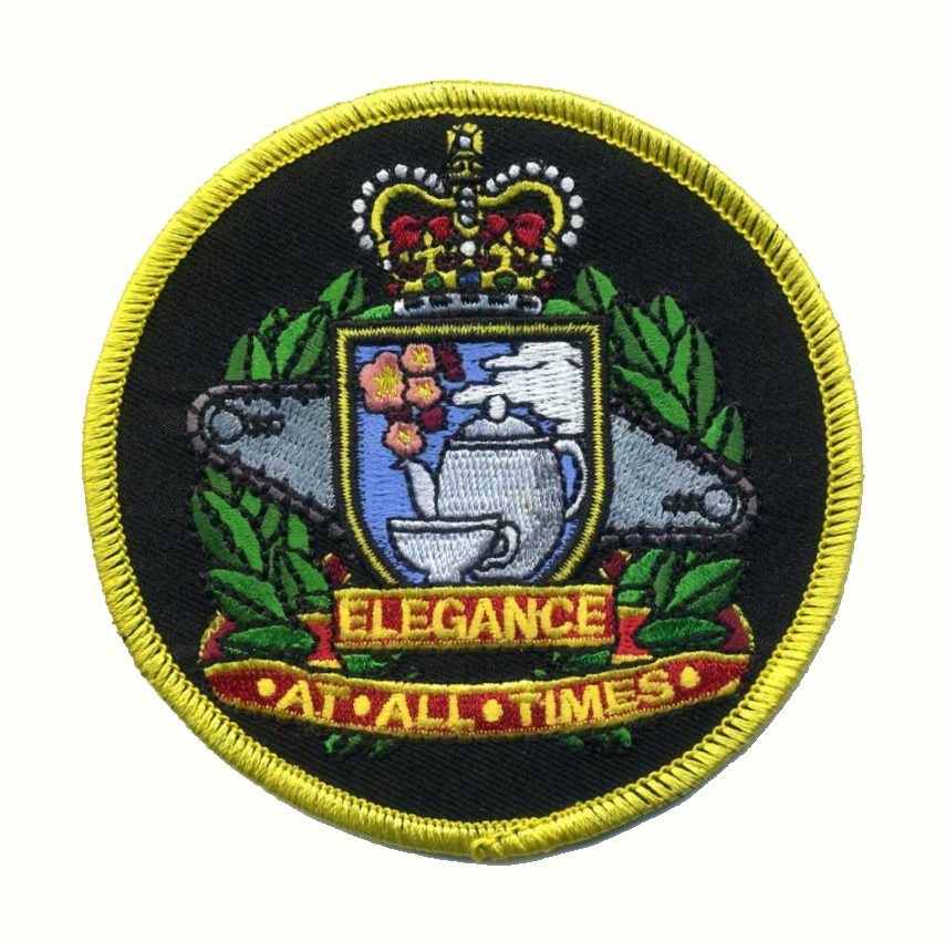 Image of St. Gloriana Tanker Patch