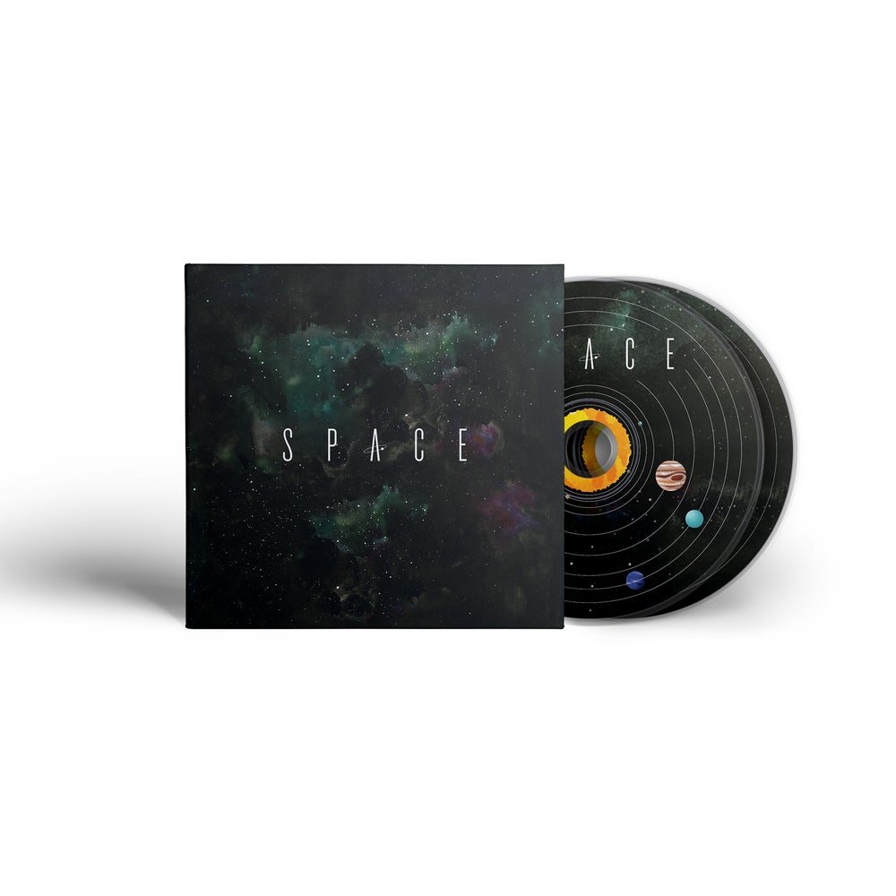 Image of Space - CD (2-Disc Set)
