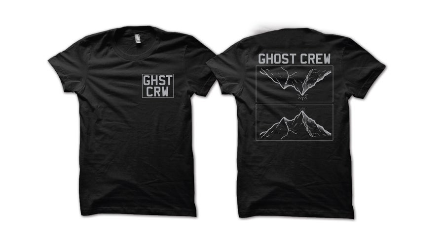 Image of Ghost Crew's Mirrored Tee