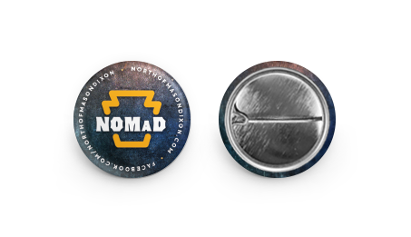 "Image of NOMaD 1"" Button"