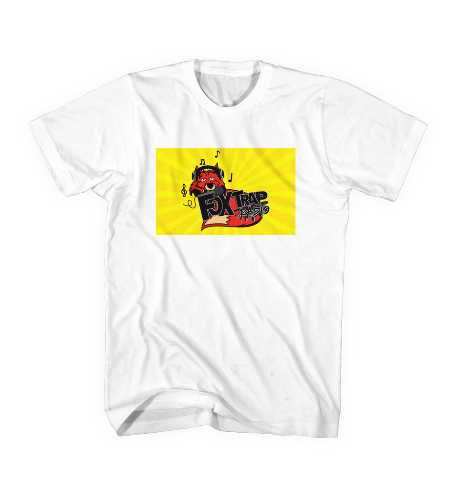 Image of FoxTrap Official White Tee