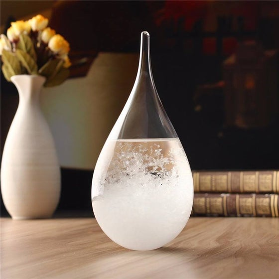 Image of Weather Predicting Storm Glass