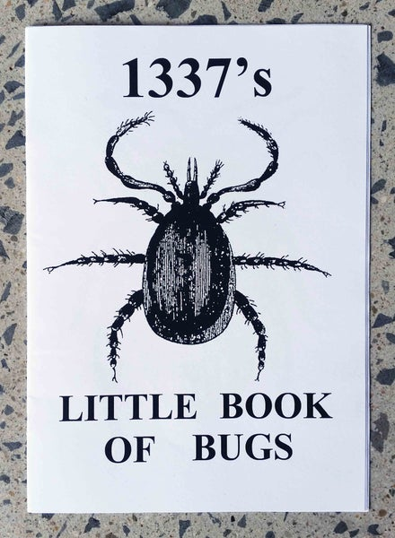Image of 1337's Little Book of Bugs