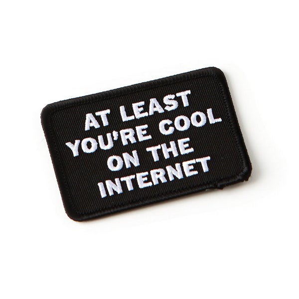 Image of Cool On The Internet Patch