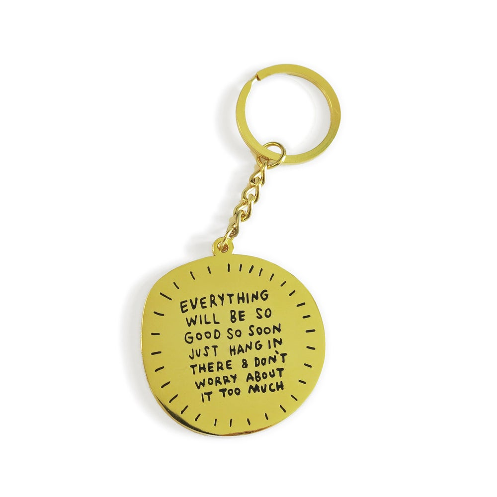 Image of EVERYTHING Keychain