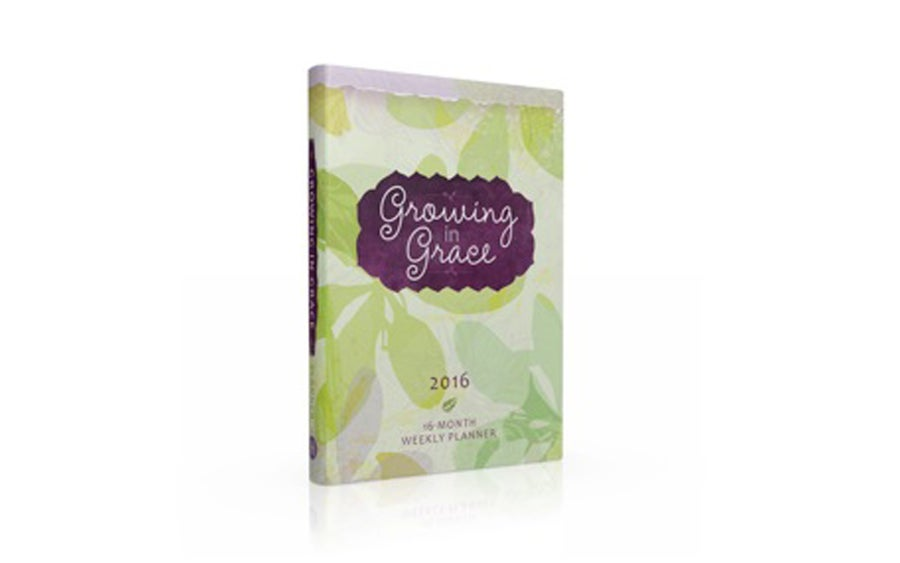 Image of GROWING IN GRACE | POETRY JOURNAL